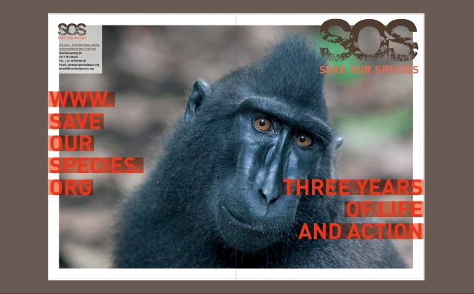 SOS Save Our Species|Activity Report